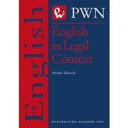 English in Legal Context (opr. kartonowa)