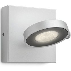 Philips myLiving Reflektor LED Clockwork, 4,5W, srebrny, 31704816