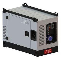 Agregat prądotwórczy Fogo FH 6001, Model - FH 6001 RCEA