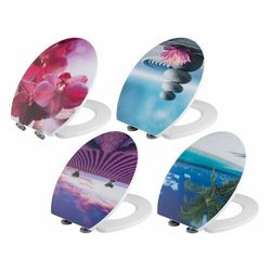 MIOMARE® Deska WC z duroplastu z powłoką akrylow