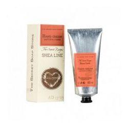 The Secret Soap Store - Krem do rąk 20% masła Shea, kaktus i liczi 80 ml