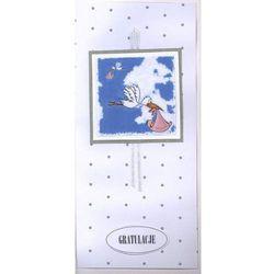 Karnet Narodziny Dziecka DL RR MIX