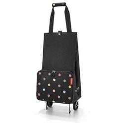 Wózek na zakupy Foldabletrolley Dots