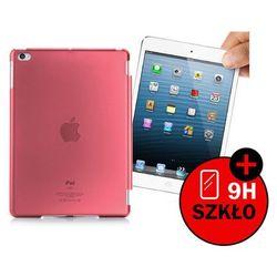 Przezroczyste etui Back Cover do Apple iPad mini 4 - Różowy