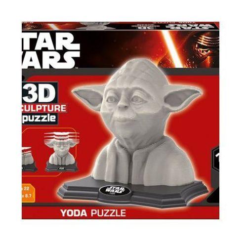 Puzzle, EDUCA Puzzle 3D Rzeźba Yoda