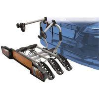 Bagażniki rowerowe do samochodu, Bagażnik rowerowy na hak holowniczy SMB-04 Peruzzo 3 rowery