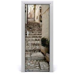 Fototapeta samoprzylepna na drzwi Urokliwa uliczka