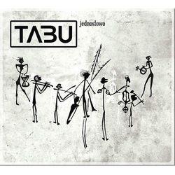 Jednosłowo (CD) - Tabu