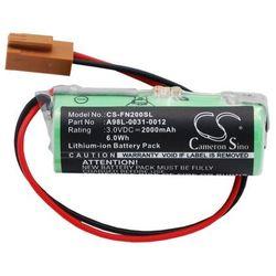 GE FANUC 0i-B / A02B-0200-K102 2000mAh 6.00Wh Li-MnO2 3.0V (Cameron Sino)