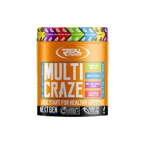 Witaminy i minerały, Real Pharm Multi Craze 270tab