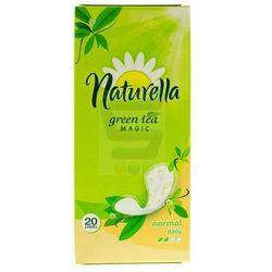 Wkładki higieniczne Naturella Green Tea Magic Normal (20 sztuk)