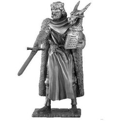 Figurka Król Arthur - Rycerze Okrągłego Stołu - Les Etains Du Graal (TR001)