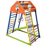 Place zabaw, Wielofunkcyjny plac zabaw dla dzieci inSPORTline Kindwood Set
