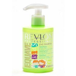Revlon Equave Kids 2in1 | Hipoalergiczny szampon z odżywką dla dzieci 300ml