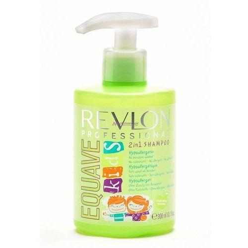 Szampony i odżywki dla dzieci, Revlon Equave Kids 2in1 | Hipoalergiczny szampon z odżywką dla dzieci 300ml