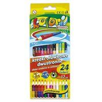 Kredki, Kredki ołówkowe Kolori 24 kolory