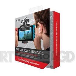 Adapter BIONIK Bluetooth Audio Sync do Nintendo Switch