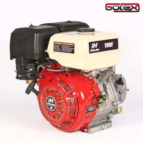 Pozostałe akcesoria do narzędzi, Silnik spalinowy Holida 188F GX390 13KM ze sprzęgłem olejowym