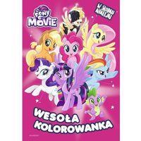 Kolorowanki, My Little Pony The Movie Wesoła kolorowanka