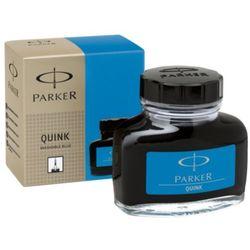 Atrament w butelce niebieski zmywalny 57ml Parker