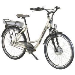 Rower elektryczny Devron 26120 - model 2016, Chłodny-szary, 18