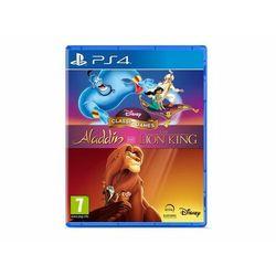 CDP Klasyczne gry Disneya: Aladdin & The Lion King Playstation 4