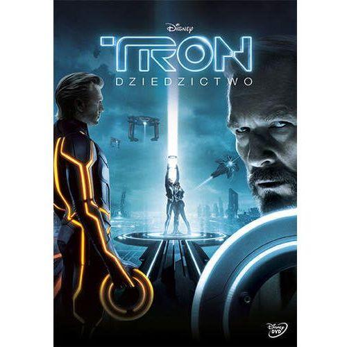 Filmy kryminalne i sensacyjne, Tron: Dziedzictwo (DVD) - Joseph Kosinski OD 24,99zł DARMOWA DOSTAWA KIOSK RUCHU