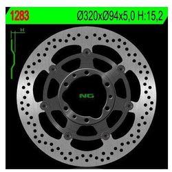 NG1283 TARCZA HAMULCOWA HONDA CBR 1000 RR '08-'16 (320X94X5) (6X6,5MM)