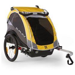 BURLEY Przyczepka rowerowa Cub kolor żółty