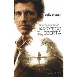 Prawda o sprawie Harry'ego Queberta wyd. filmowe - Joel Dicker (opr. miękka)