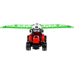 Zestaw dwóch ciągników z maszynami rolniczymi - dla Małego Rolnika