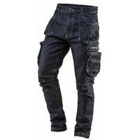 Spodnie i kombinezony ochronne, Spodnie robocze NEO 81-229 (rozmiar XXXL)