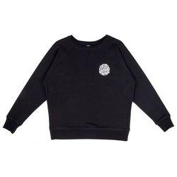 bluza SANTA CRUZ - Cali Poppy Crew Black (BLACK)