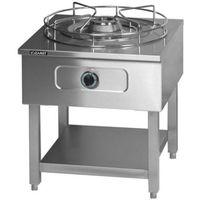 Pozostała gastronomia, Taboret gastronomiczny gazowy 1-palnikowy GLT.59.0/9H