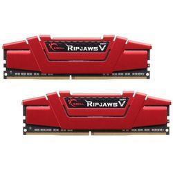 G.SKILL Pamięć DDR4 32GB (2x16GB) RipjawsV 3600MHz CL19 XMP2 Red