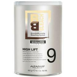 Alfaparf BB High Lift rozjaśniacz, puder rozjaśniający do 9 tonów 400g