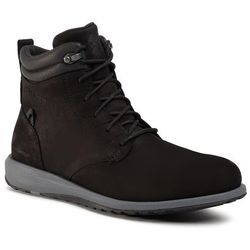 Kozaki COLUMBIA - Grixsen Boot Wp BM0810 Black/Graphite 010