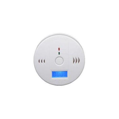 Czujki alarmowe, Czujnik Czadu/Tlenku Węgla (bezprzewodowy) + Wyświetlacz LCD.