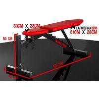 Ławki treningowe, Kelton Tryton HL1 - produkt w magazynie - szybka wysyłka!