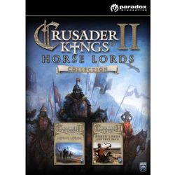 Crusader Kings 2 Horse Lords Collection (PC)