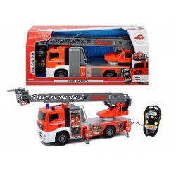 DICKIE SOS Straż pożarna Fire Patrol 50 cm - HITY WiecejZabawek.pl. Szybka wysyłka - 100% Zadowolenia. Sprawdź już dziś!