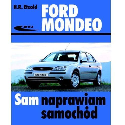 Biblioteka motoryzacji, Ford Mondeo (od XI 2000) (opr. miękka)