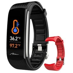 Smartband MEDIA-TECH MT866 Czarny