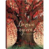 """Książki dla dzieci, Książka """"Drzewo życzeń"""" wydawnictwo Dwie Siostry 9788365341891 (opr. twarda)"""