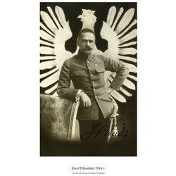 Plakat A3 - Józef Piłsudski – 1914 r.. GPlakJP01