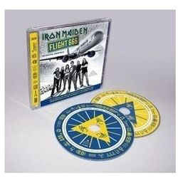 Flight 666 The Original Soundtrack - Iron Maiden (Płyta CD)