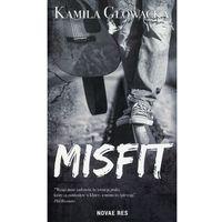 Literatura młodzieżowa, Misfit (opr. broszurowa)