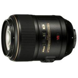 Obiektyw NIKON 105MM F2.8G AF-S IF-ED VR Mikro-Nikk + Otrzymaj RABAT! + Zamów z DOSTAWĄ JUTRO!