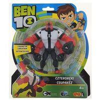 Figurki i postacie, Ben 10 Figurka podstawowa 13 cm Czteroręki - Epee
