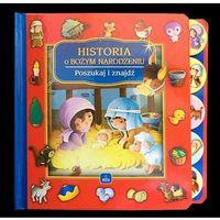 Książki dla dzieci, Historia o Bożym Narodzeniu (opr. twarda)